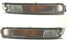 Mazda 323 F 5-door 1994-1998 turn signal indicator blinker lights set pair LH+RH