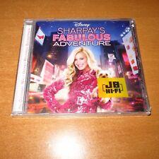 DISNEY : SHARPAY'S FABULOUS ADVENTURE - CD SOUNDTRACK VARIOUS ARTISTS ~ NEW
