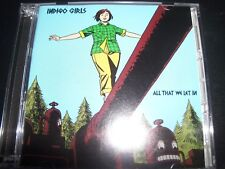 Indigo Girls All That We Let In CD DVD Edition - Like New