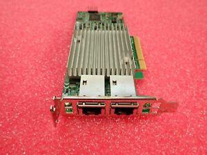 Supermicro AOC-STG-i2T V2 10GbE RJ45 10GBASE-T Ethernet Adapter Intel X540-T2