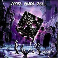 """AXEL RUDI PELL """"MAGIC"""" CD NEUWARE!!!!!!!!"""