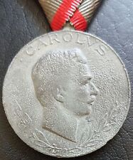 ✚7680✚ Austria Hungary Empire Wound Medal Verwundetenmedaille WW1 Karl IV.
