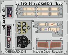 Eduard Zoom 33195 1/35 Flettner Fl-282V-6/Fl-282V-21 Kolibri Mini Art !