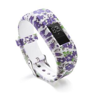 Replacement Band for Garmin Vivofit JR JR2 Junior Buckle Strap Secure Wristband