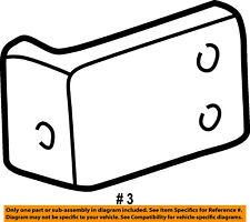 FORD OEM Rear Bumper-Face Bar Arm Right F87Z17787AA
