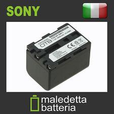 Batteria Alta Qualità EQUIVALENTE Sony NPFM71 NP-FM71 NPQM71 NP-QM71 NPQM71D