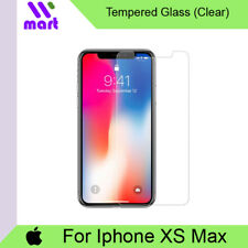 Tempered Glass Screen Protector (Clear) iPhone XS Max