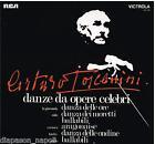 Toscanini: Ponchielli, Verdi, Bizet, Catalani, Rossini - LP Rca Victrola KV 179