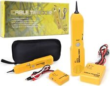 Tone Generator network/phone cable/cord/wire trace/tracer/tracker/detector/test