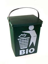 Bio Mülleimer 5L Tragegriff abnehmbar Abfalleimer Müllbehälter Müll Eimer NEU