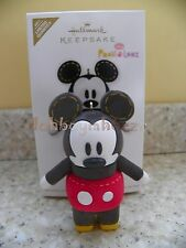 Hallmark 2011 Look Who's Pook-a-Looz! Disney Mickey Christmas Ornament