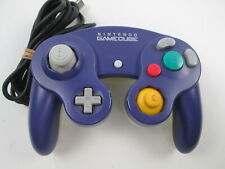 Controller Blue and Clear Game Cube Japan Ver