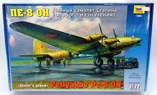 Zvezda 1/72 Escala Kit Modelo 7280-Petlyakov Pe-8 en el plano-Stalin