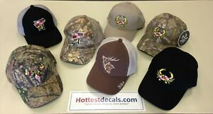 Maryland Crab Hat Fish Sika Deer Whitetail Buck Camo Khaki MD FLAG SOUVENIR GIFT