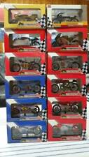 (2003) ITALERI 1:22 WORLD CHAMPION 12X DIECAST MOTOR BIKES