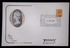 1979 10p from stamp book Definative First day cover.