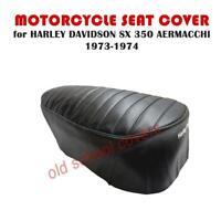 MOTORCYCLE SEAT COVER HARLEY DAVIDSON SX350 SX 350 AERMACCHI 1973-1974