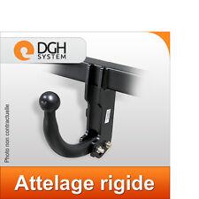 (rigide fixe) Attelage Dacia Duster 2010-2013