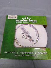Dynamic Discs Prime Starter Disc Golf Set: Assorted Colors