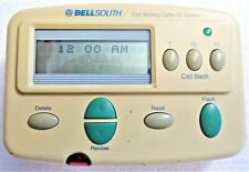 Bell South Call Waiting Caller Id Ci-33 40 Caller Id Memory Tested Ok no charger
