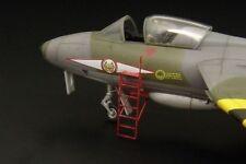 Brengun 1/48 Escaleras de mano para Hawker Hunter y BAE Harrier #48018
