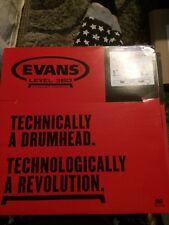 "Evans 14"" EC1 Reverse Dot Snare Drum Head Skin B14EC1RD"