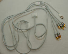 Rocketfish RF-AP301 30-Pin to Component Apple iPod iPhone and iPad A/V USB