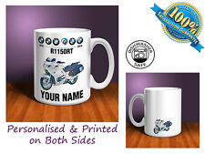 BMW R1150RT Motorbike Personalised Ceramic Mug Gift (MB087)