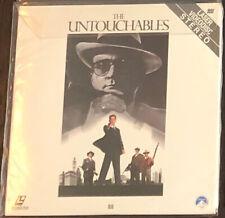 The Untouchables Laserdisc