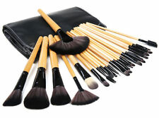 24-piece Professional Make Up Brush Set Fondazione FARD MASCARA Cosmetici Kit