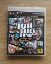 Grand THEFT AUTO: episodios de Liberty City: Sony PlayStation 3 Juego (PS3)