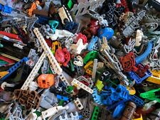 Lego Bionicle, Technics, Hero Factory 1lb LOT Random Parts & Pieces Bulk Pound