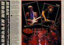 Rush UK Interview 1982 GHI