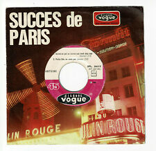 Antoine Vinyl 45 RPM EP Small Fille Ne Cross Pas - Rantings - Vogue 8417
