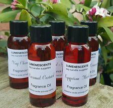 5 x 30ml Bulk Premium Quality Fragrance Oils  ** FREE POSTAGE * *