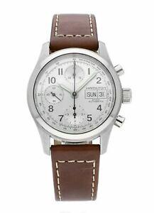 Hamilton Khaki Field Chronograph Automatic 38mm Men's Watch H71456553