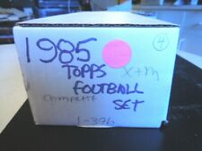 1985 Topps Football  Complete Set 396 cards Ex+ Mint Lot card Collection NICE #4