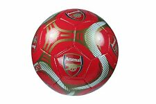 Arsenal F.C. Authentic Official Licensed Soccer Ball Size 5 -02-3