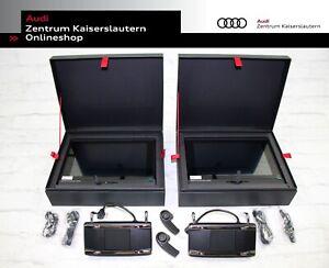Audi Original Tablet-PC Rear Seat Entertainment Doppelplayer Paket 4M0051700F