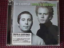 The Essential Simon & Garfunkel.Bridge Over Troubled Water.Great Double CD.VGC