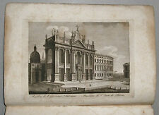 1818c.Inc/Rame.BASILICA DI SAN GIOVANNI in Laterano par NIBBY - Parboni-Ruga.