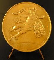 Medal God Hermès and One Horn D'Abondance Gog Sc the / of Merley Medal
