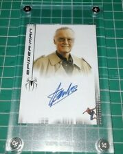 STAN LEE Autograph Card - Original & Certified - Marvel - Spider-Man - Hulk Thor