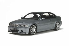 1:18 OTTO BMW M3 CSL E46 with M Rims 2. Edition OT177B OTTO Mobile NEU NEW