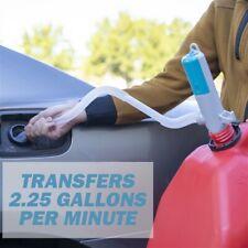Terapump Trha01 Battery Powered Liquid Tansferpump Water Fuel Diesel