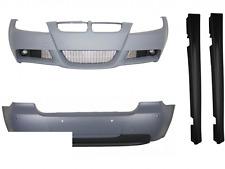 Kit Estetico completo  BMW Serie 3 E90 LCI 2008>2011 M-Technik Design paraurti m