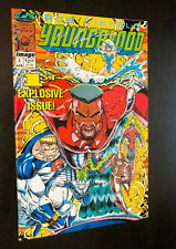 YOUNGBLOOD #1 (Image Comics) -- SIGNED By Rob Liefeld