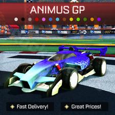 Rocket Liga Artikel-überlege GP-alle Farben-Import Auto-PC/ps4/ps5