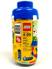 NEW 2003 LEGO 4026 CREATOR 100 pieces with Idea Book 54 Creations Building Toy