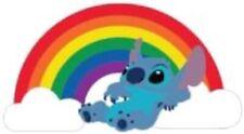 PREORDER - DSSH Rainbow Stitch (Lilo & Stitch) Pride Pin - LE 300